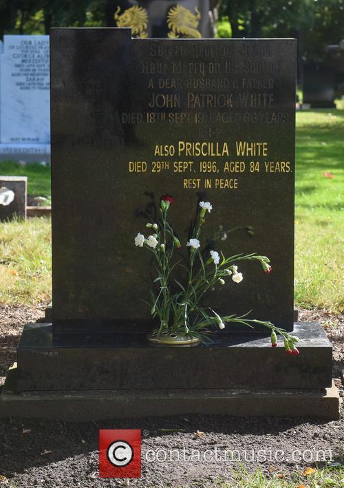 Cilla Black and Cilla Blacks Grave 3