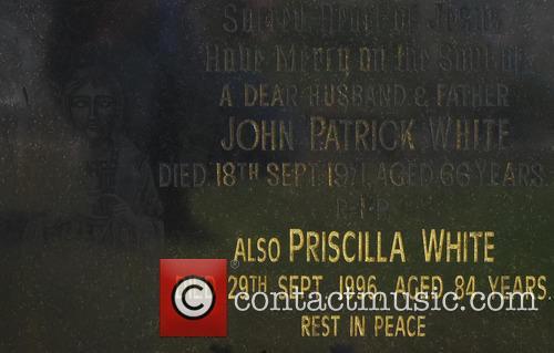 Cilla Black and Cilla Blacks Grave 4