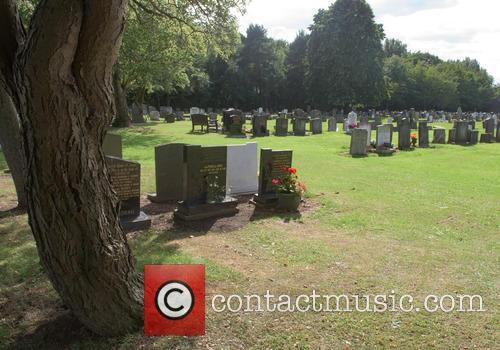 Cilla Black and Cilla Blacks Grave 1