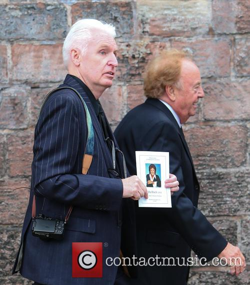 Cilla Black and Mike Mcgear 2