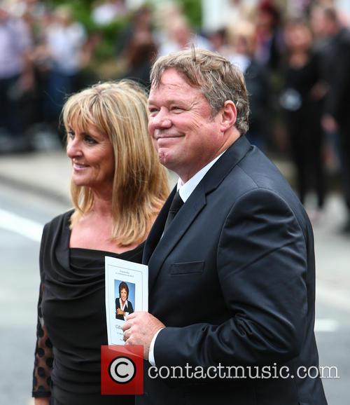 Cilla Black and Ted Robbins 2
