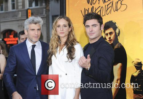 Max Joseph, Meaghan Oppenheimer and Zac Efron 2