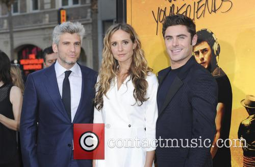 Max Joseph, Meaghan Oppenheimer and Zac Efron 3
