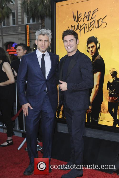 Max Joseph and Zac Efron 1