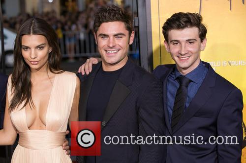 Emily Ratajkowski, Zac Efron and Alex Shaffer 1