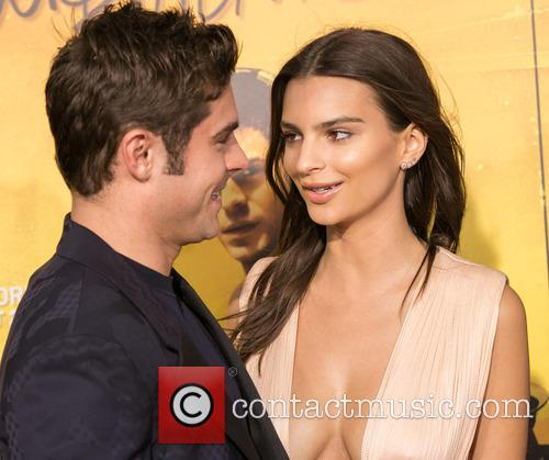 Zac Efron and Emily Ratajkowski 2