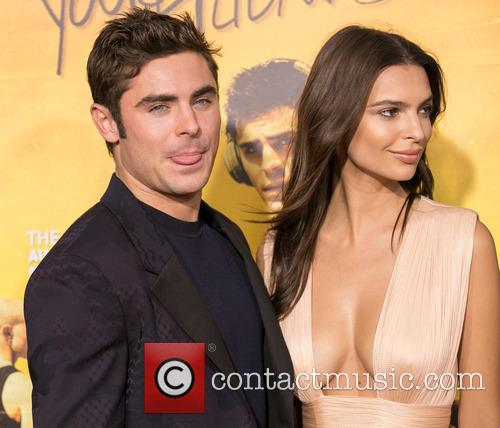Zac Efron and Emily Ratajkowski 4