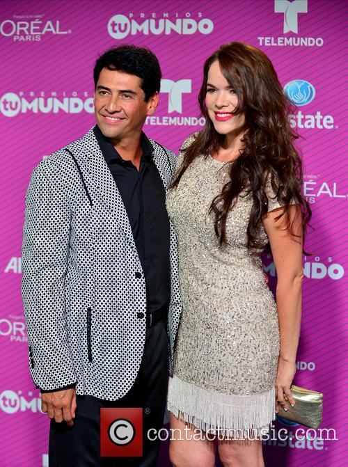 Gabriel Porras and Alejandra Ortiz 1