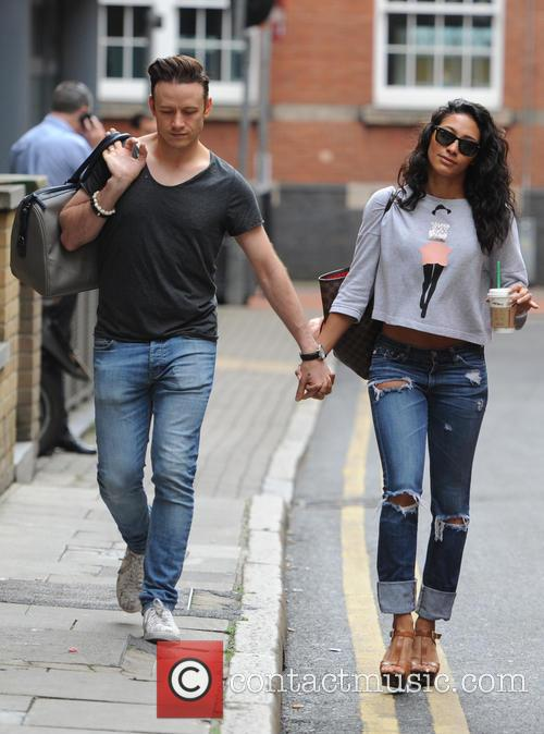 Kevin Clifton and Karen Clifton 1