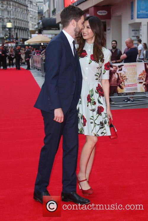 Jack Whitehall and Gemma Chan 6