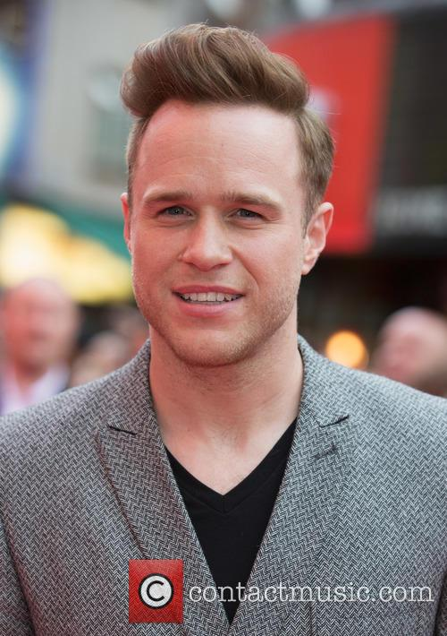 Olly Murs Admits