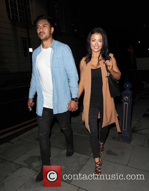 Opening night at Burger and Lobster restaurant in...