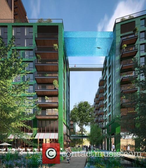 Sky Pool Plans Unveiled 2