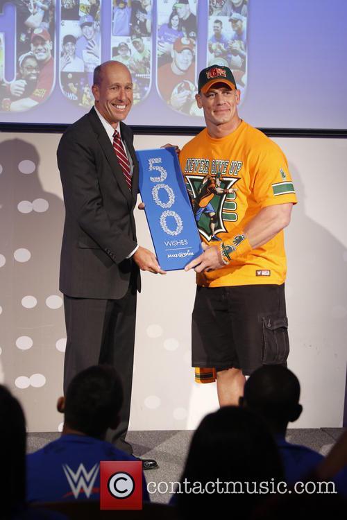 David Williams and John Cena 2