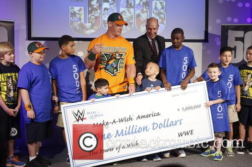 John Cena and David Williams 1