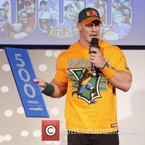 Wwe Superstar John Cena To Front 'Military-themed' Reality Competition On Fox