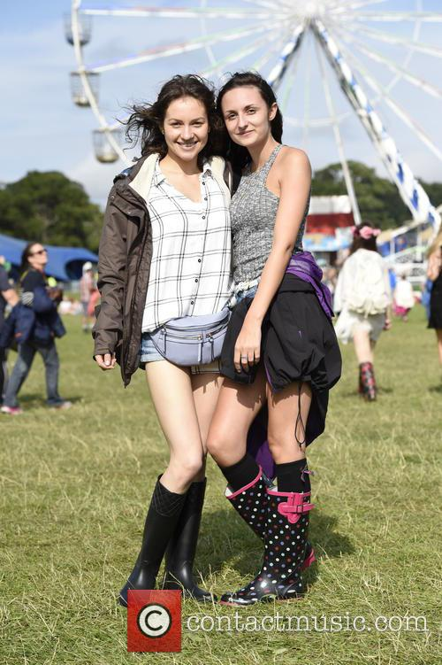 V Festival, Birthday Party and Atmosphere 2