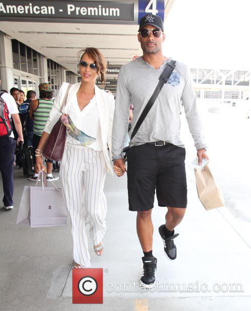 Boris Kodjoe and Nicole Ari Parker 2