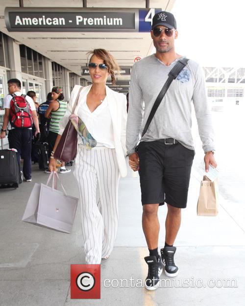 Boris Kodjoe and Nicole Ari Parker 4