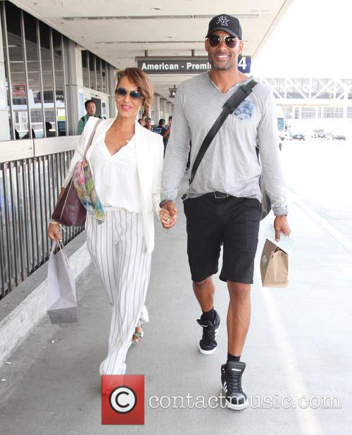 Boris Kodjoe and Nicole Ari Parker 6