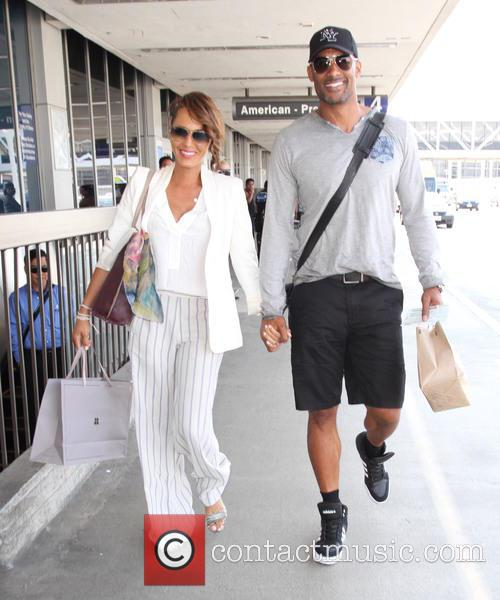 Boris Kodjoe and Nicole Ari Parker 7