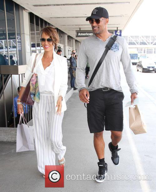 Boris Kodjoe and Nicole Ari Parker 8