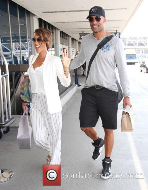 Boris Kodjoe and Nicole Ari Parker 9