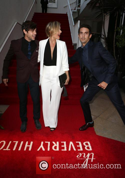 Kevin Manno, Ali Fedotowsky and Ryan Sweeting 2