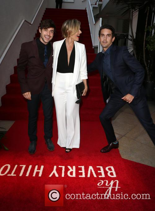 Kevin Manno, Ali Fedotowsky and Ryan Sweeting 1