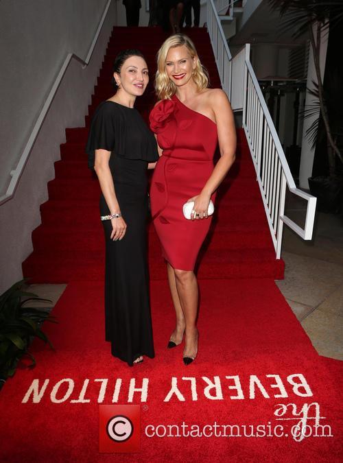 Lilith Berdischewsky and Natasha Henstridge 2