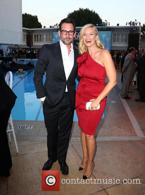 Lawrence Zarian and Natasha Henstridge 2