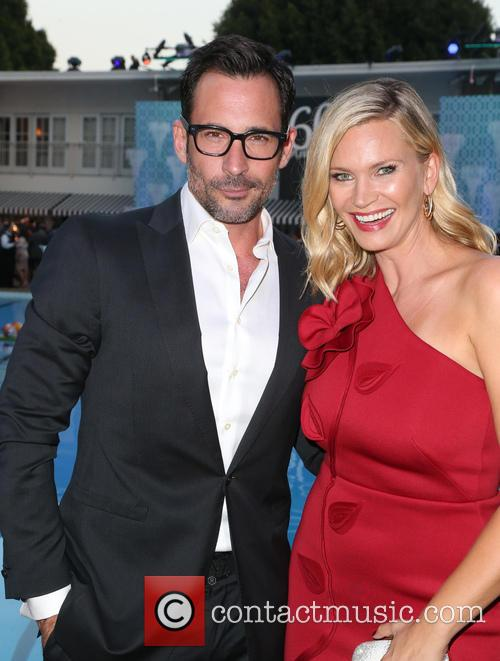 Lawrence Zarian and Natasha Henstridge 3