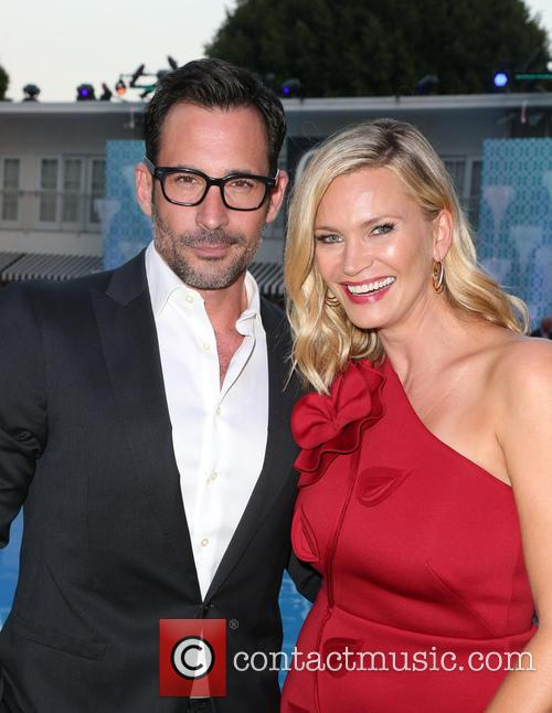 Lawrence Zarian and Natasha Henstridge 1
