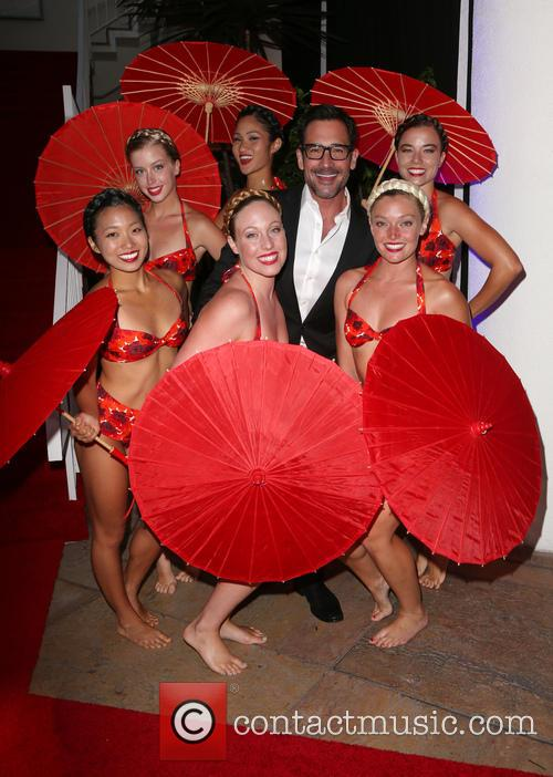 Lawrence Zarian and Aqualillies 3