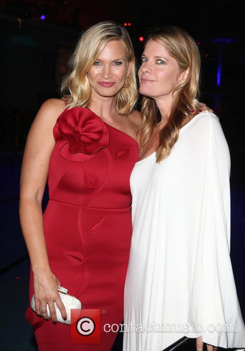 Natasha Henstridge and Michelle Stafford 4