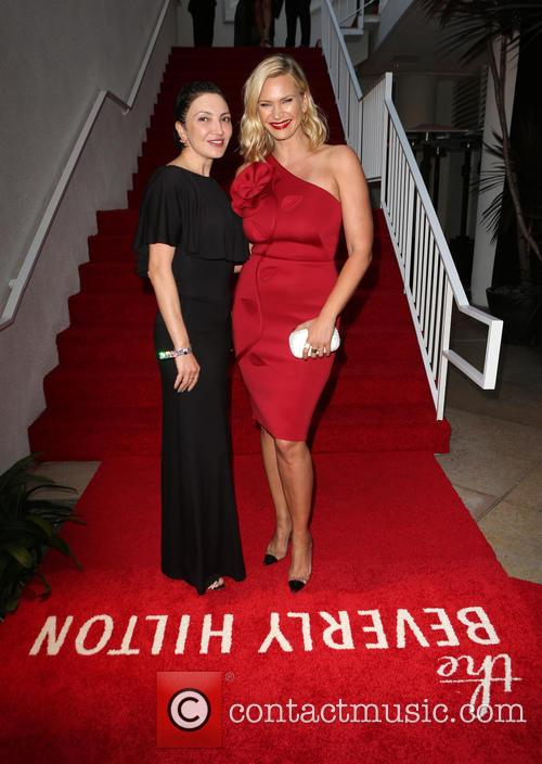 Lilith Berdischewsky and Natasha Henstridge 10