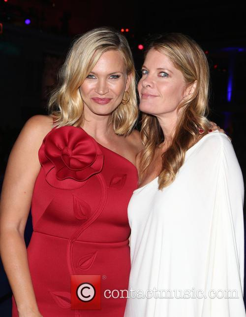 Natasha Henstridge and Michelle Stafford 5