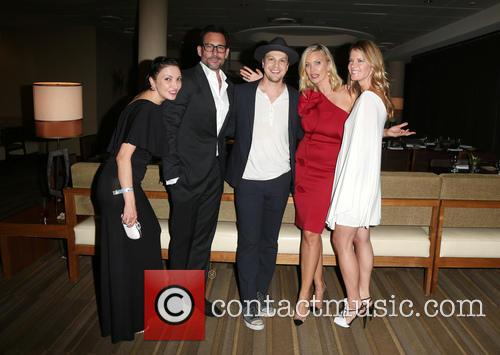 Lilith Berdischewsky, Lawrence Zarian, Gavin Degraw, Natasha Henstridge and Michelle Stafford 2