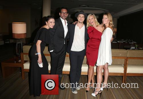 Lilith Berdischewsky, Lawrence Zarian, Gavin Degraw, Natasha Henstridge and Michelle Stafford 3
