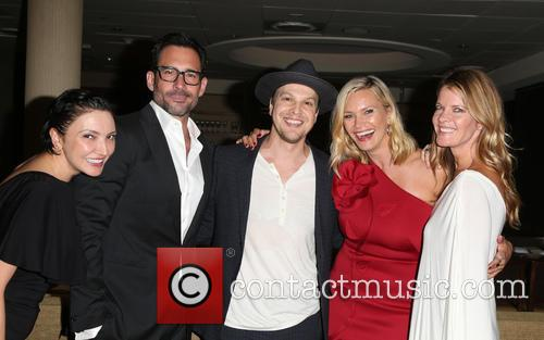 Lilith Berdischewsky, Lawrence Zarian, Gavin Degraw, Natasha Henstridge and Michelle Stafford 4