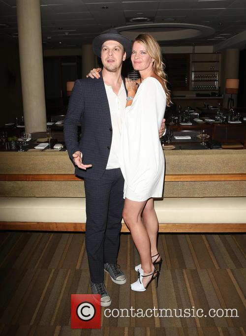 Gavin Degraw and Michelle Stafford 2