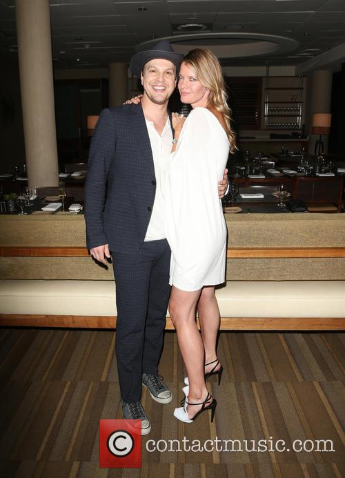 Gavin Degraw and Michelle Stafford 4