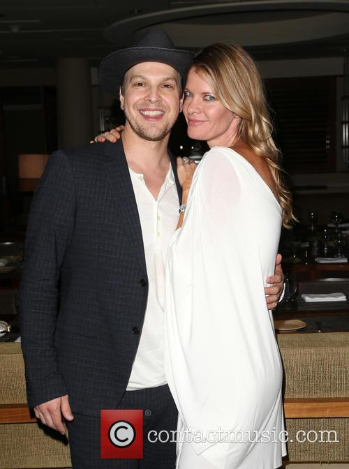 Gavin Degraw and Michelle Stafford 1