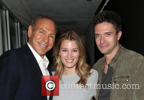 Neil Lane, Ashley Hinshaw and Topher Grace 1