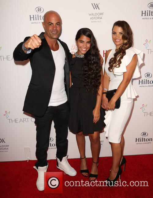 Tarick Salmaci and Family 1