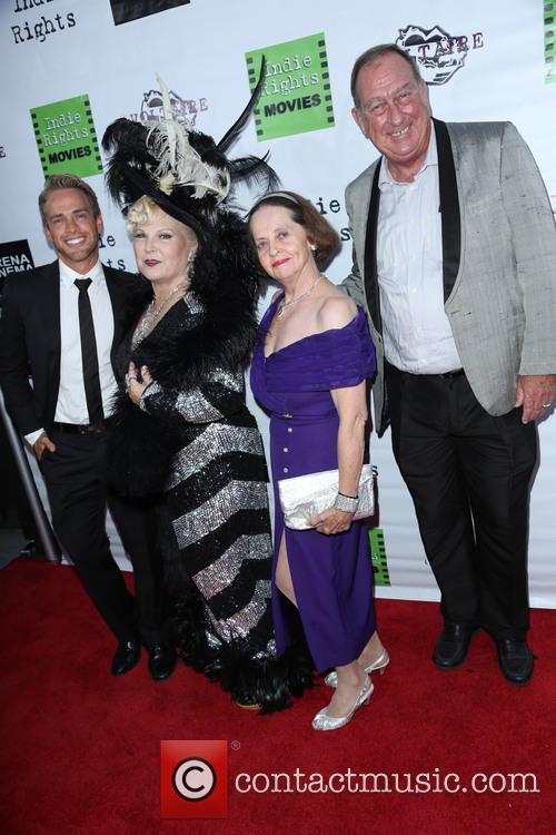 Victoria Mills, Karen Teliha and Brandon Larcom 1