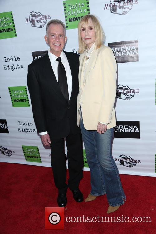 Sally Kellerman and Wes Wheadon 1