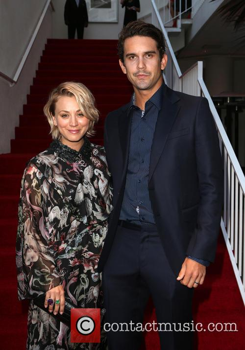 Kaley Cuoco and Ryan Sweeting 6