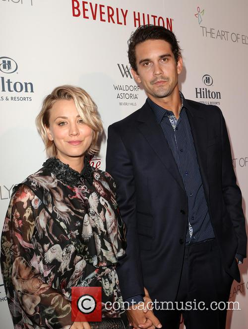 Kaley Cuoco and Ryan Sweeting 4