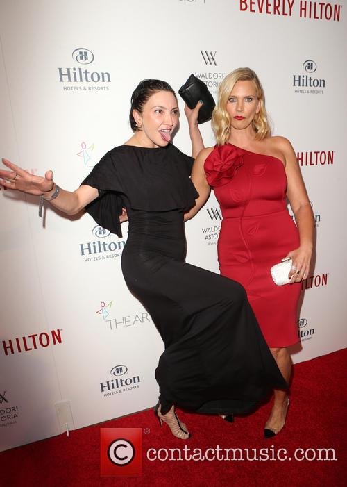 Lilith Berdischewsky and Natasha Henstridge 5